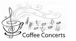 Coffee Concerts logo white
